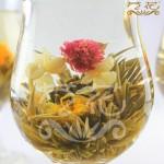 Связанный чай # 2 Два дракона и жемчуг