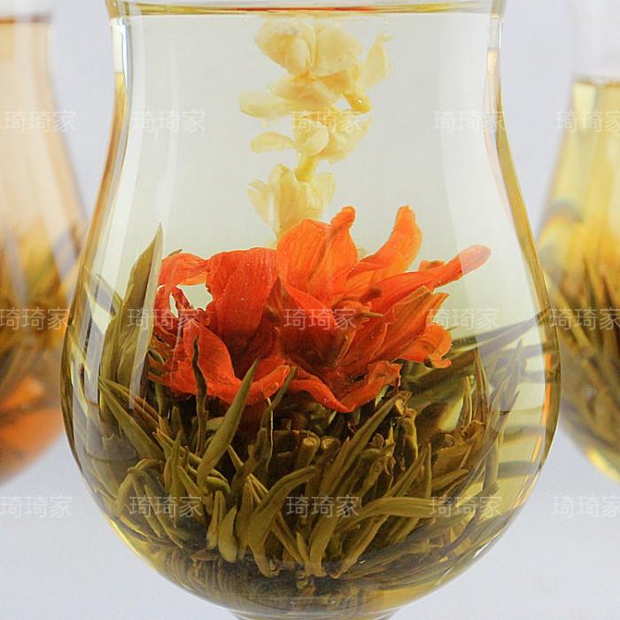 Связанный чай # 6 Прозрачная Осенняя Вода
