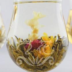 Связанный чай # 7 Цветочная фея