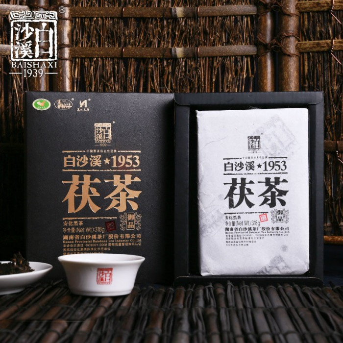 Цзинь Хуа Фу Ча Baishaxi