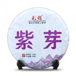 Цзы Я Шен Пуэр 100г (2016)