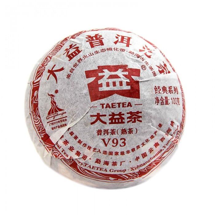 V93 Шу Точа 100г (2010)