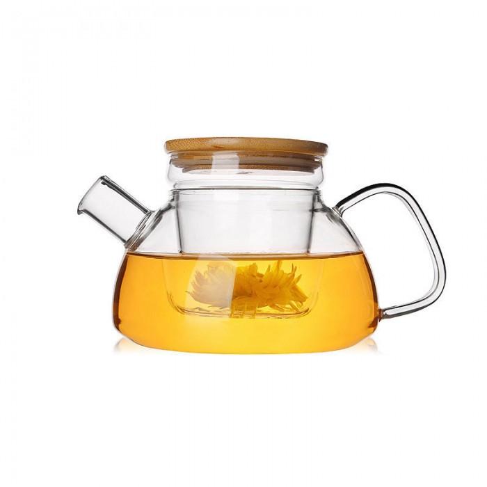 Чайник заварочный стеклянный 700 мл